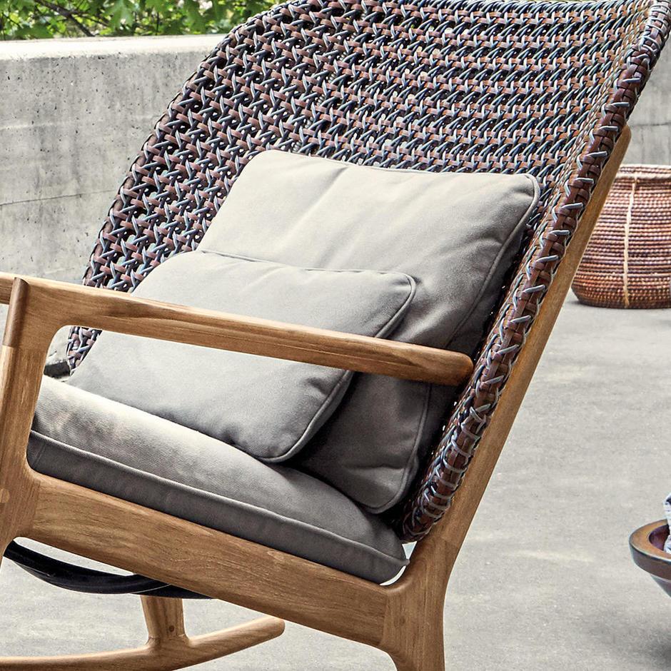Kay Rocking Chair Back Cushion
