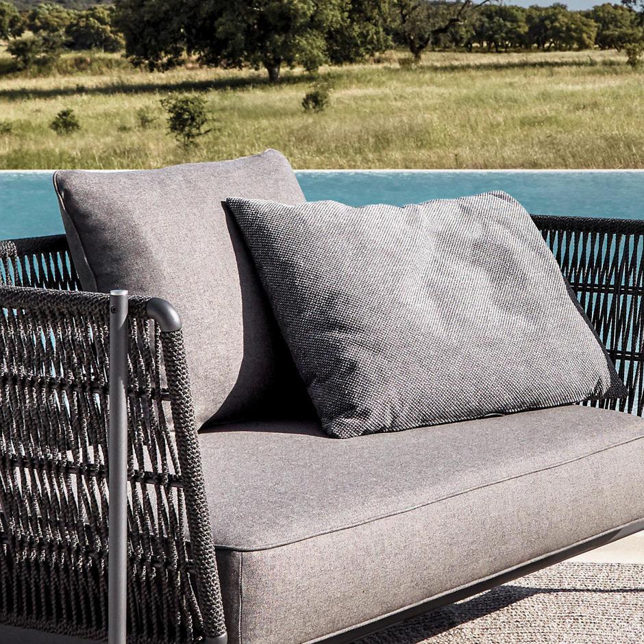 Grand Weave Back Cushion