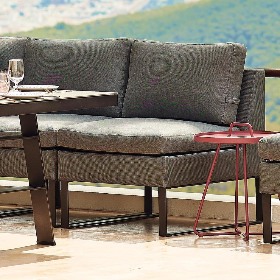 Flex Outdoor Dining Single Seater Module