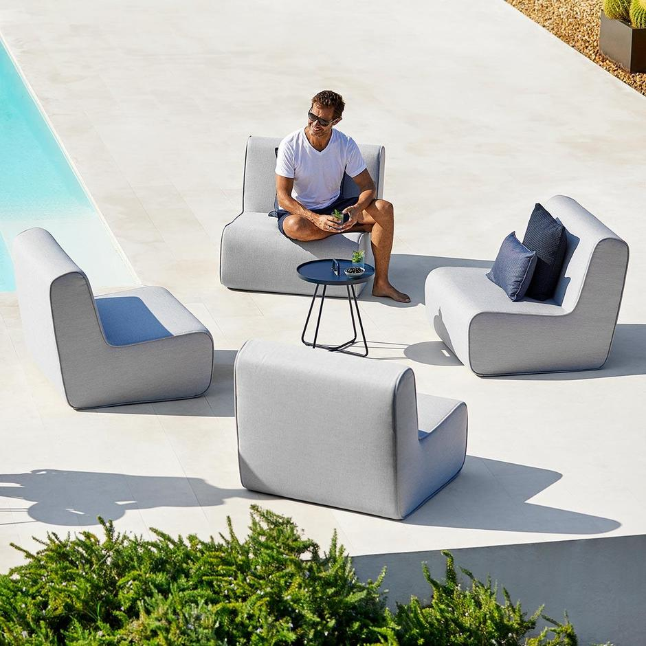 Foam Modular Single Seating Unit