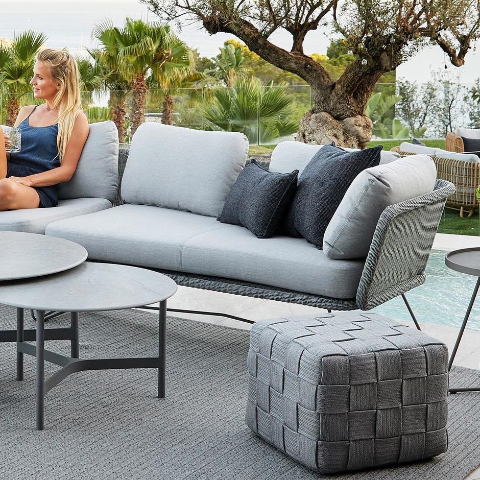 Horizon 2 Seat Sofa Left Module