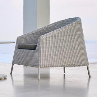 Kingston Woven Lounge Chair