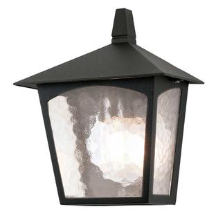 York Outdoor Half Wall Lanterns