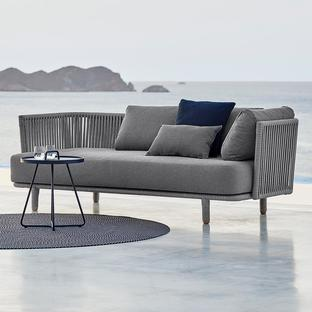 Moments Outdoor 3 Seat Lounge Sofa