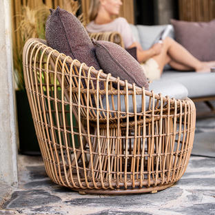 Nest Outdoor Round Chair