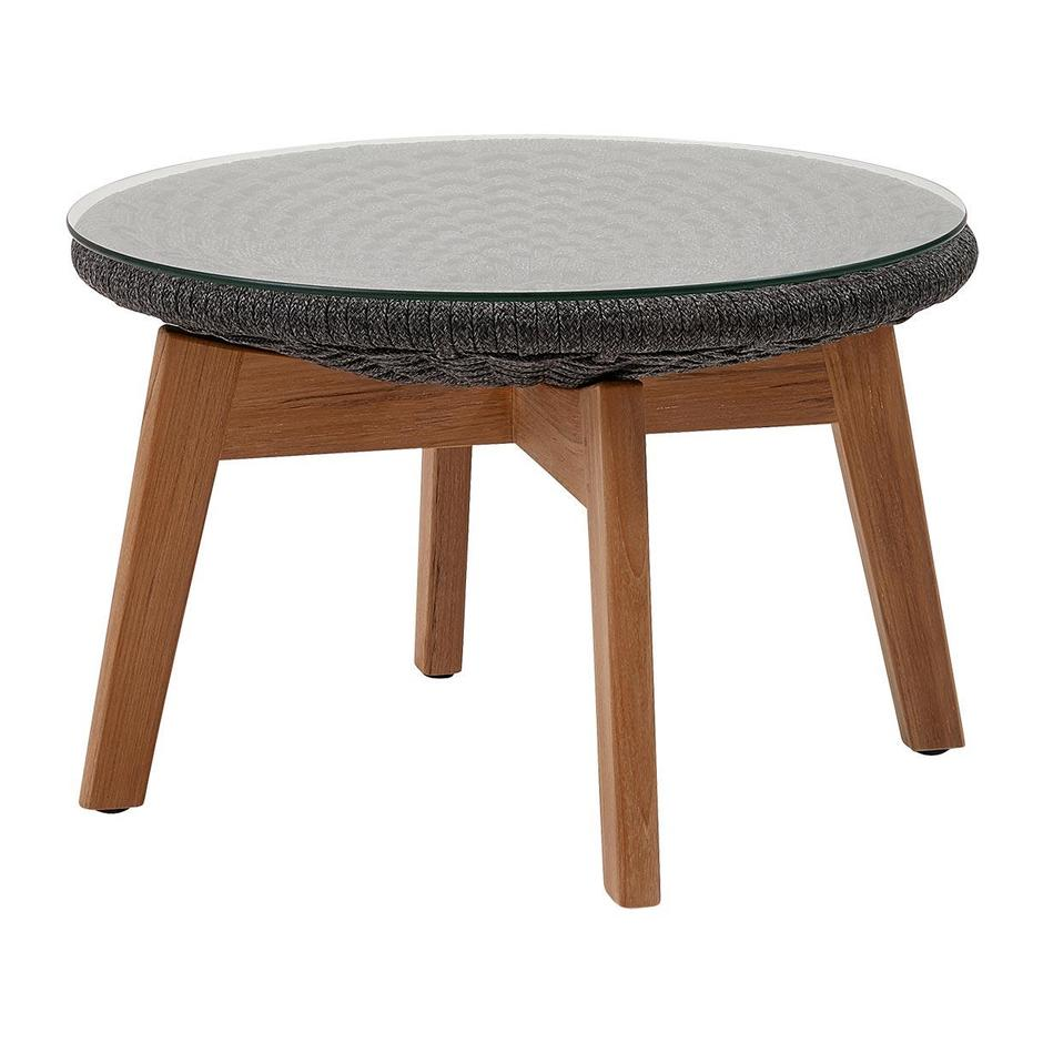 Peacock Footstool Table Top