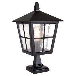 Canterbury Outdoor Pedestal Lantern
