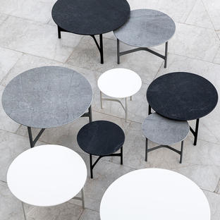 Twist Round Coffee Table Tops