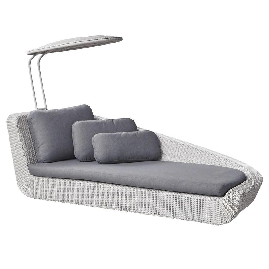 Savannah Daybed Left Module Cushion Set