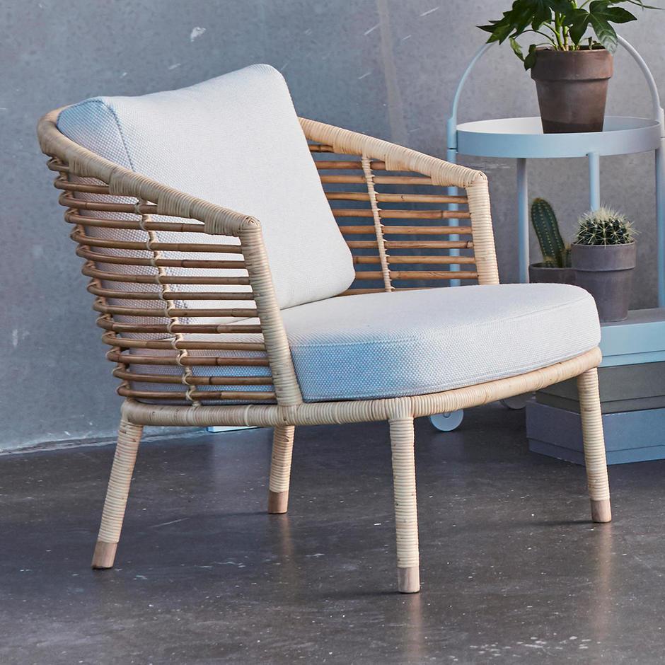 Sense Indoor Lounge Chair