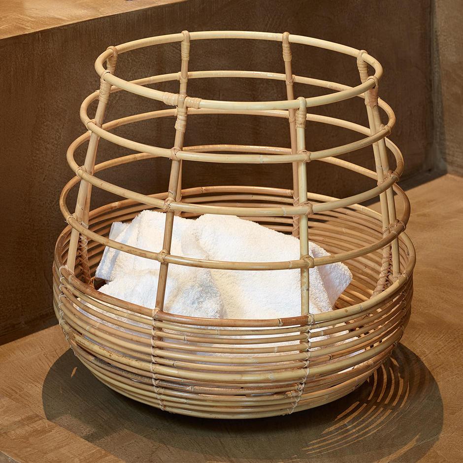 Sweep Indoor Round Basket