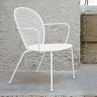 Lorette Low Armchairs