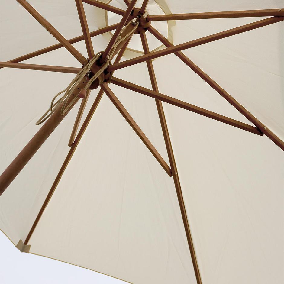 Messina Round Parasols