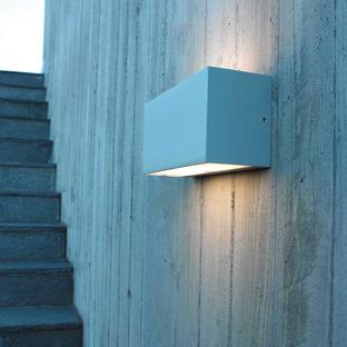 Asker Up/Down Outdoor Wall Lights