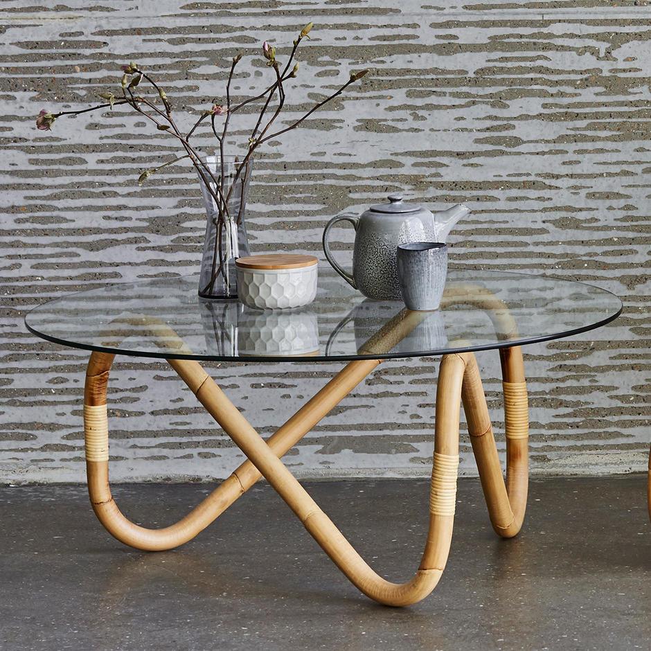 Wave Coffee Table Base