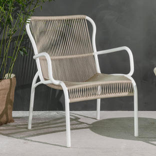 Loop Rope Lounge Chair