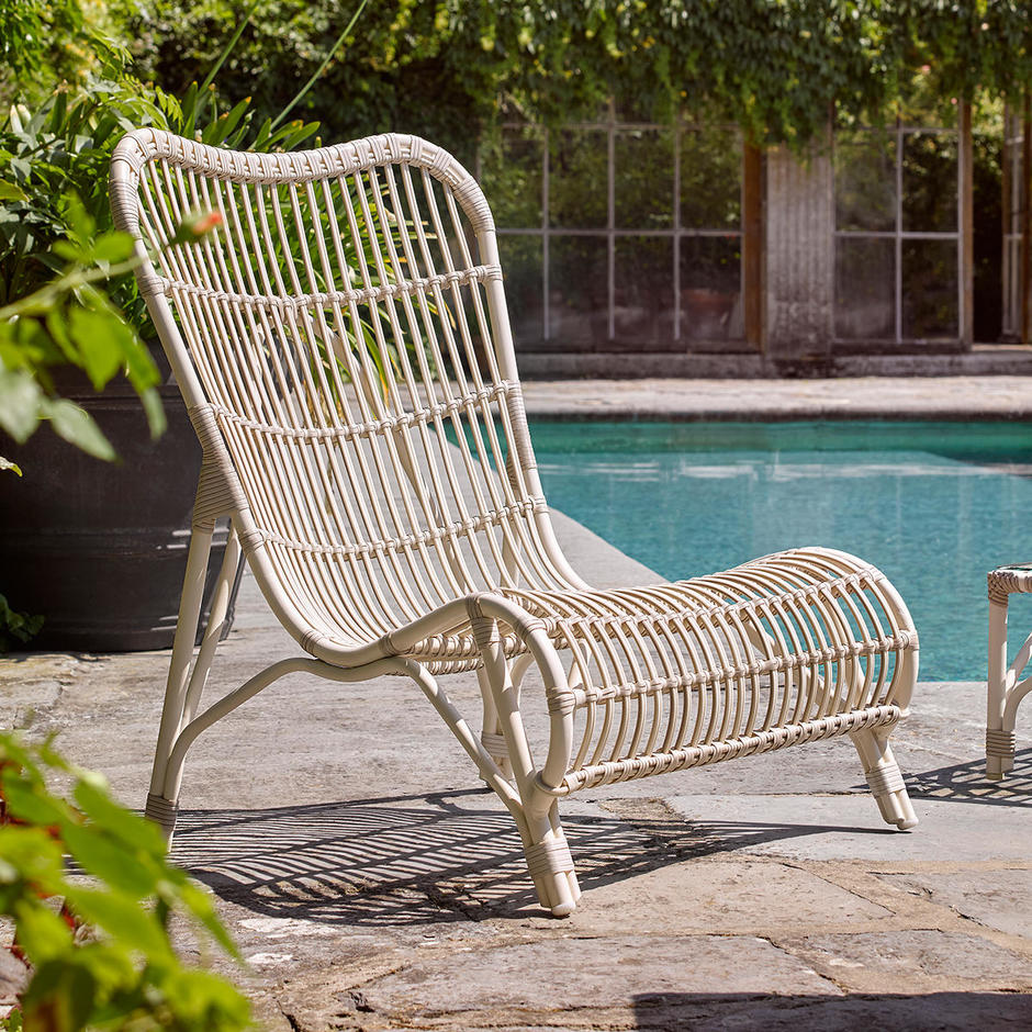 Lucy Outdoor Lounge Chair