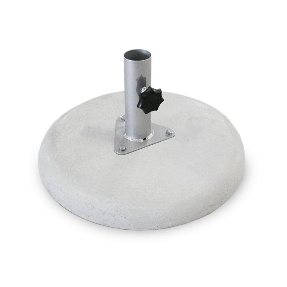 Concrete Parasol Bases Round