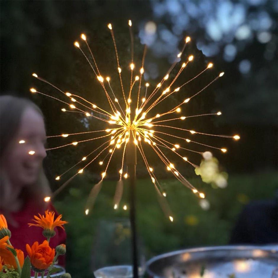 Allium Starburst Table Light