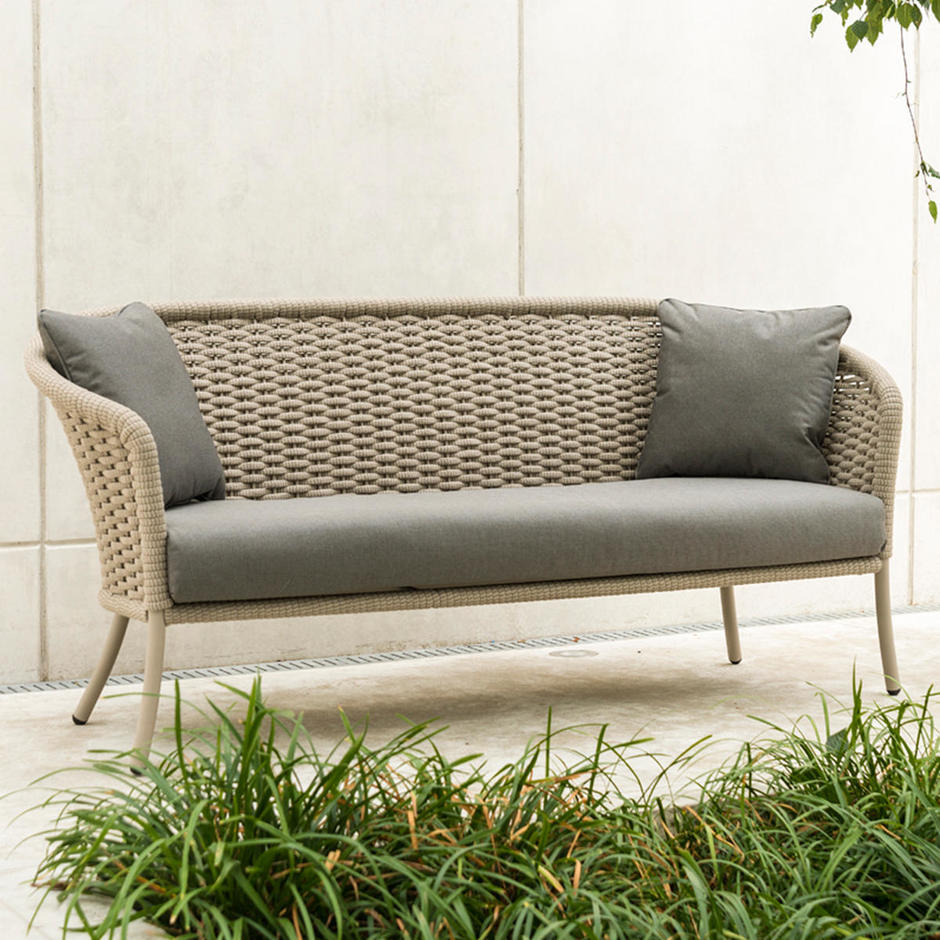 Cordial Outdoor 3 Seat Sofa