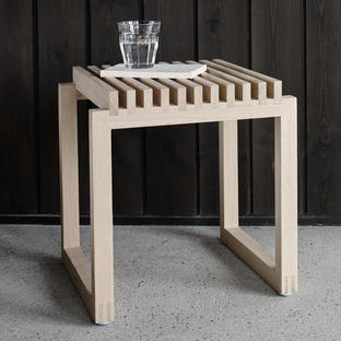 Cutter Storage Stool