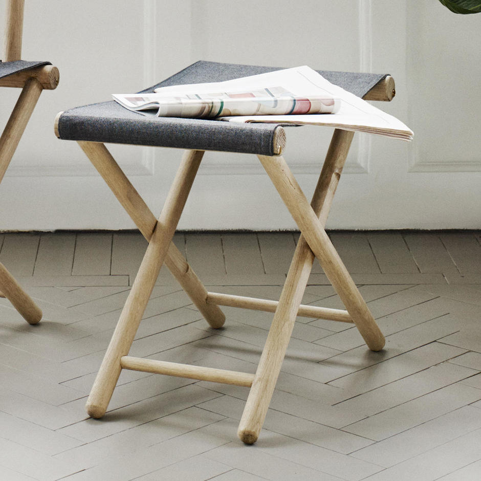 Junction Folding Footstool