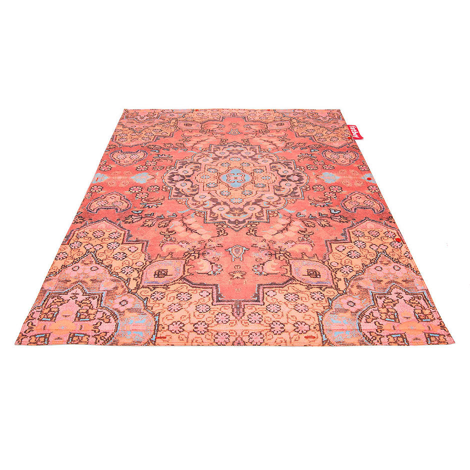 Outdoor Non Flying Carpet - Paprika