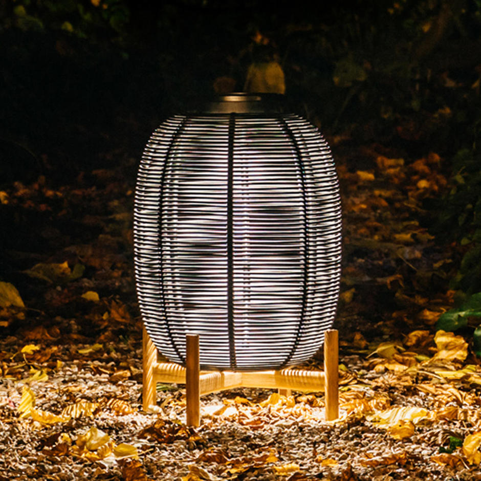 Tika Solar Lanterns with Base
