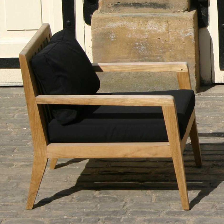 Menton Lounge Armchair Cushion Set