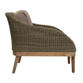 Harris Outdoor Deep Lounge Chairs
