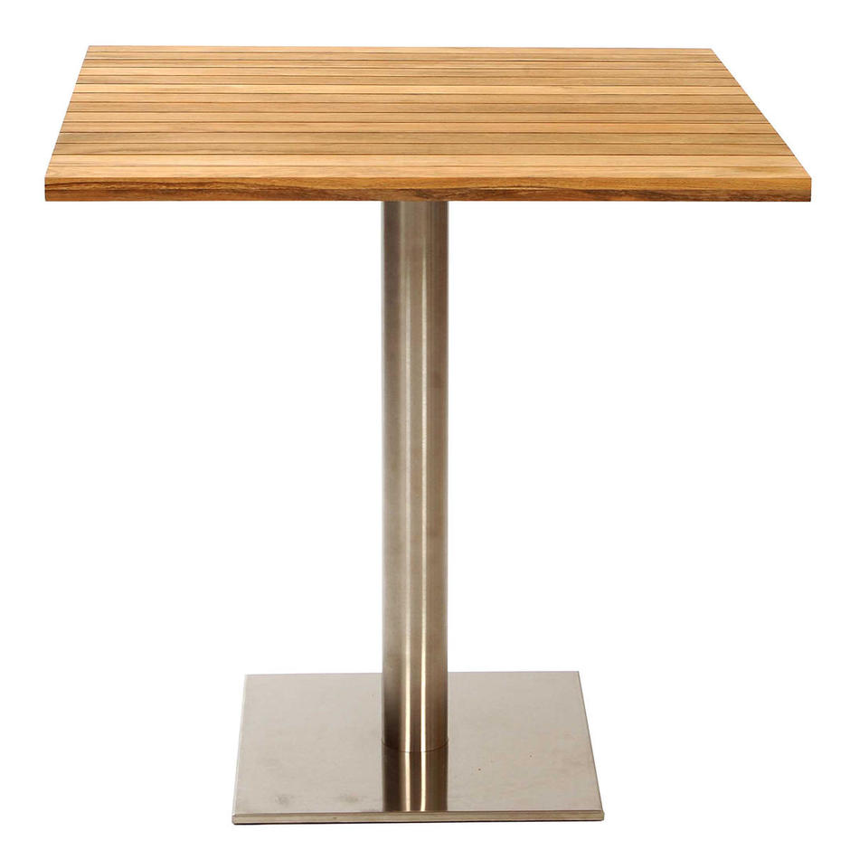 Antibes Outdoor Square Slatted Table Top