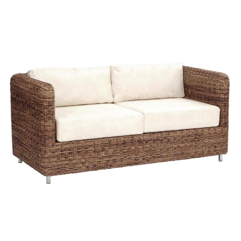 Malibu Outdoor Lounge Sofa Cushion Set
