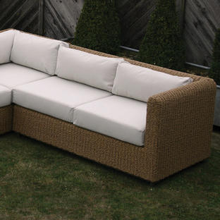 Malibu Modular Outdoor Lounge Left Unit
