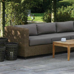 Malibu Modular Outdoor Lounge Right Unit