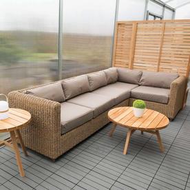 Malibu Modular Outdoor Lounge Right Unit