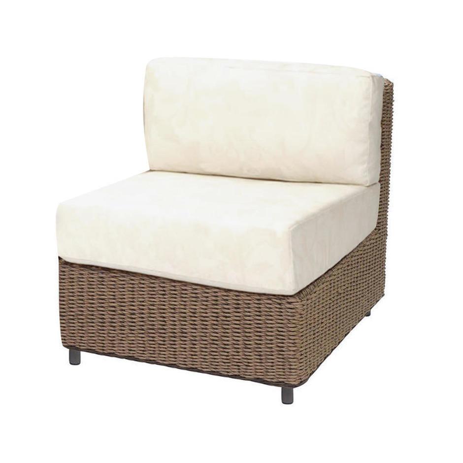 Malibu Modular Outdoor Lounge Single Unit Cushion Set
