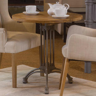 Pigalle Pedestal Table 3 Leg Bases