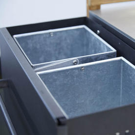 Drop Outdoor Kitchen Module with Tap and Sink