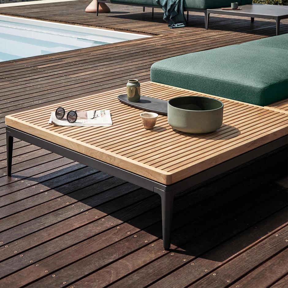 Grid Modular Square Coffee Tables