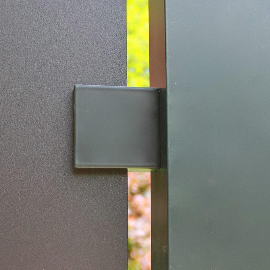 Decorative Screen Clamp Fixings
