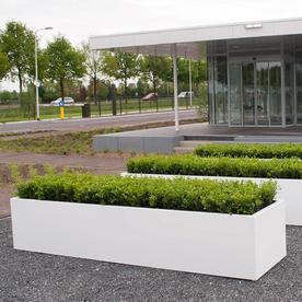 Aluminum Garden Trough Planter