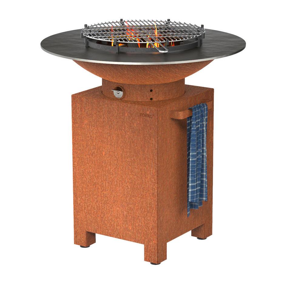 Forno Plancha  Square Barbecue