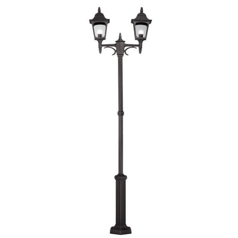 Chapel Outdoor Twin Post Lantern