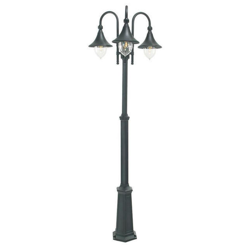 Firenze Outdoor Triple Post Lanterns