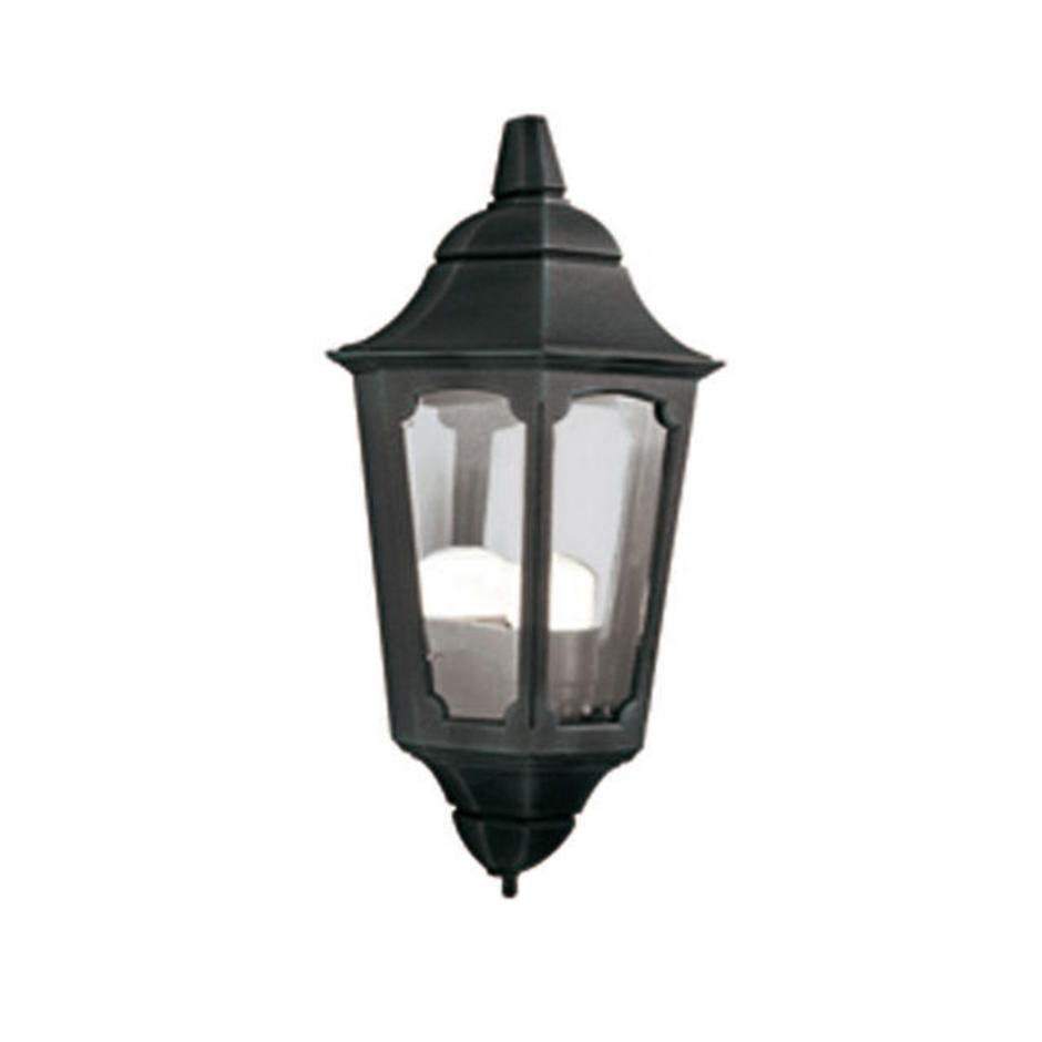 Parish Outdoor Flush Wall Lanterns