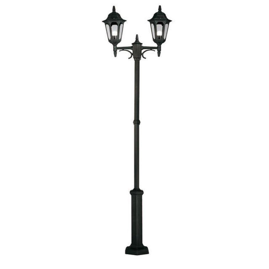 Parish Outdoor Twin Post Lanterns