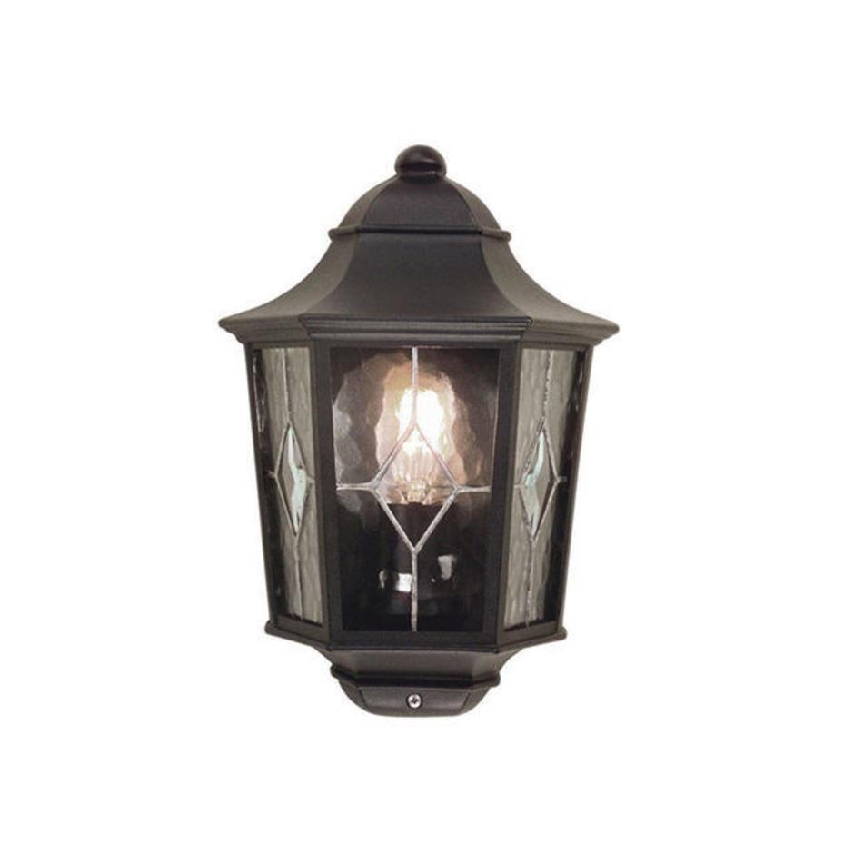 Norfolk Outdoor Flush Wall Lantern