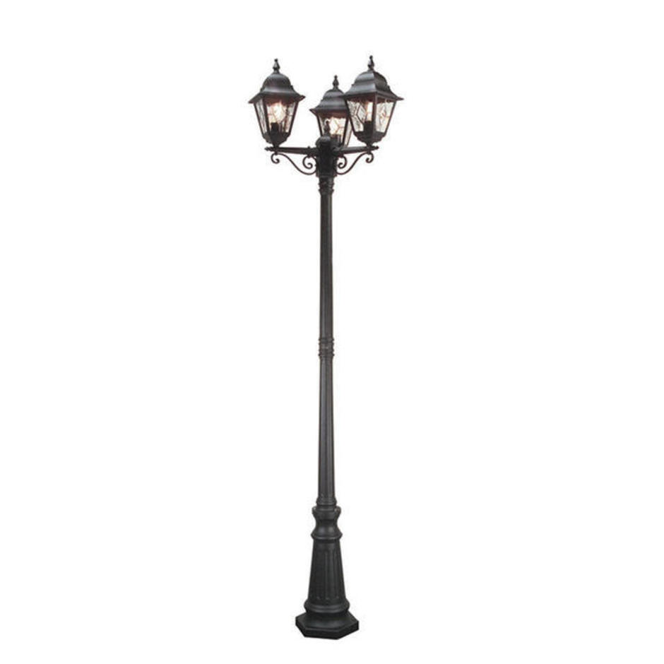 Norfolk Outdoor Triple Post Lantern
