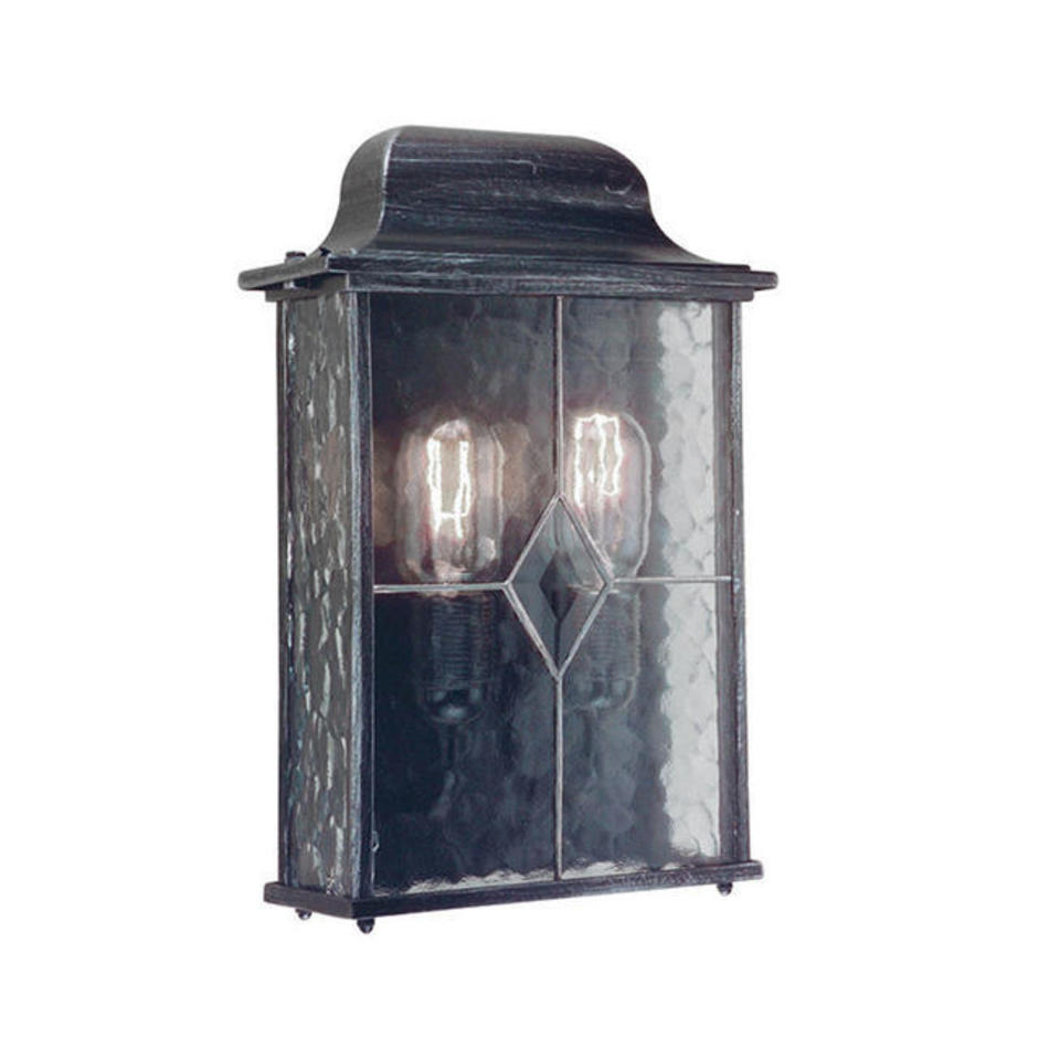 Wexford Outdoor Flush Wall Lantern