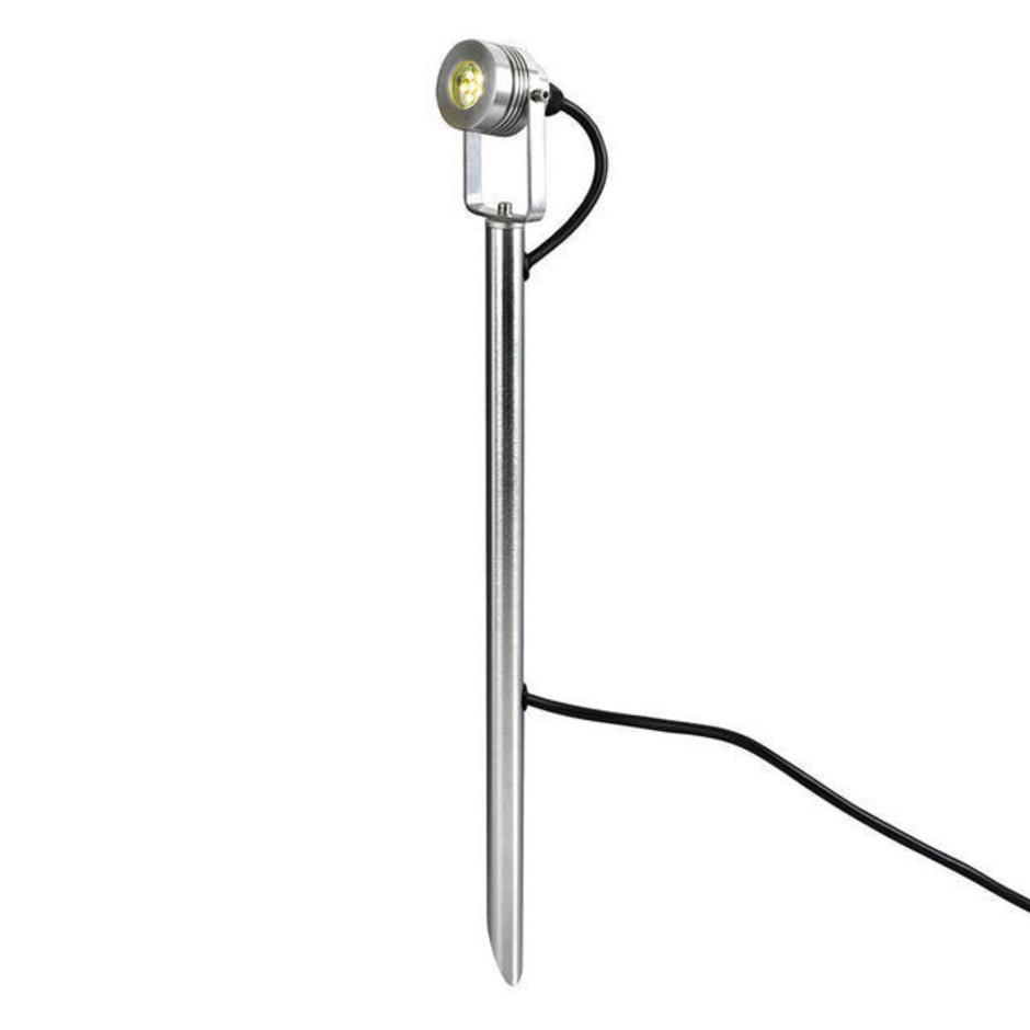 Spennymoor Pole LED Outdoor Spotlights